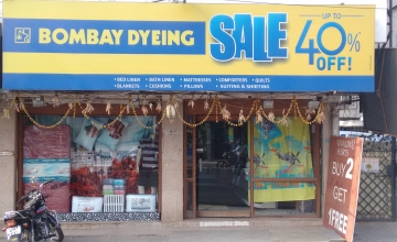 Secunderabad: Buy 2 Get 1 Free Formal Shirts & Flat 40% OFF on Bed sheets, Mattress & more on Bombay Dyeing products.